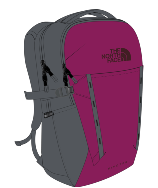 The North Face Women's 26L Vault Backpack