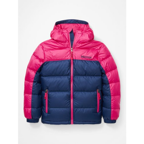 Marmot Kid's Guides Down Hoody - All Out Kids Gear