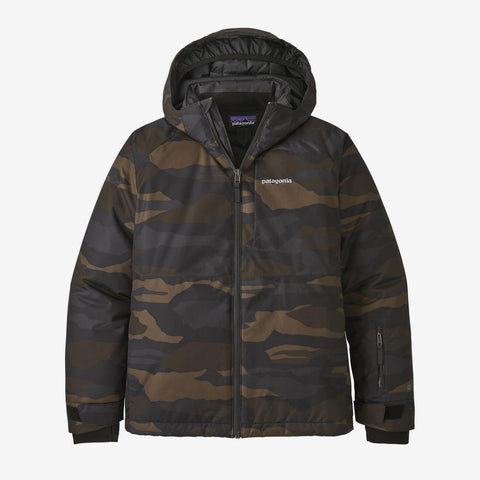 Patagonia Boy's Snowshot Jacket - Clearance - All Out Kids Gear
