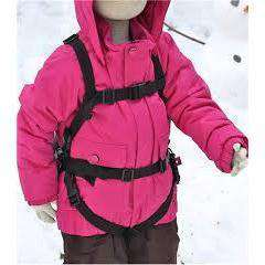Lil'Ripper Gripper Ski/Snowboard Harness - All Out Kids Gear