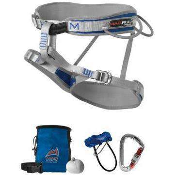 Mad Rock Mars Adult Deluxe Climbing Package
