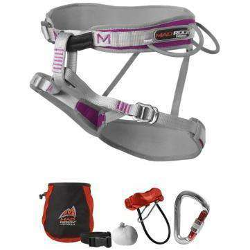 Mad Rock Venus Deluxe Climbing Package