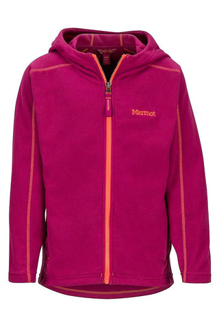 Marmot Girls Rocklin Fleece Hoody