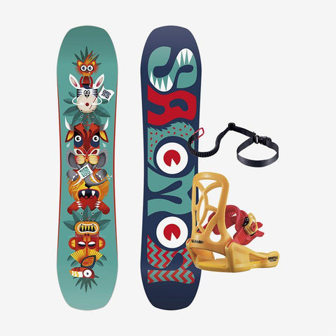 Salomon Junior Snowboard Team Pack