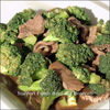 Beef and broccoli image