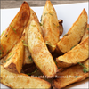 Gluten free hot and spicy roasted potatoes image
