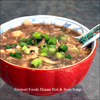 Hunan hot and sour soup image