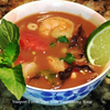 Thai Tom Yum Goong hot and Sour Soup image
