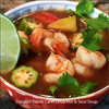 Vietnamese hot and sour soup image