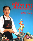 David Tsang Author of All That Sizzle Cook book image