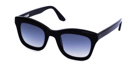 Stringer - Black with Gradient Lens