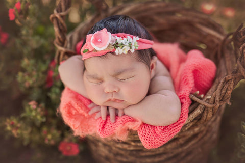 Newborn photography Southern California