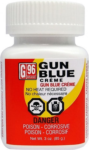 G96 Solid Gun Blue Creme (3oz)
