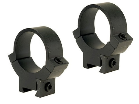 "Warne 1"" 22 Caliber Rings Medium Matte"