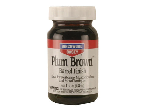 Birchwood Casey Plum Brown Barrel Finish (5oz)