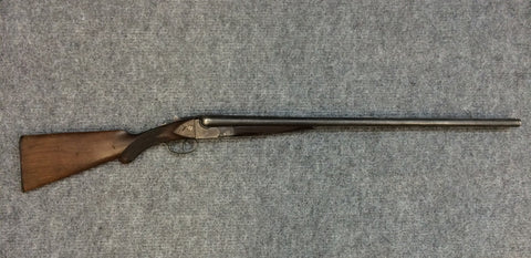 BSA Double Barrel 12 Gauge (16168)