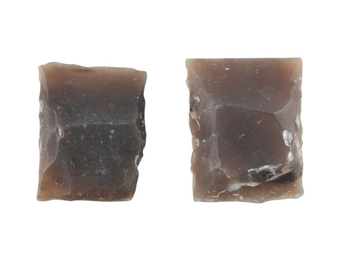"English Black Powder Rifle Flints 1"" (3Pk)"
