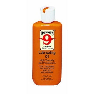 Hoppe's #9 Lubricating Oil  (2.25 oz)