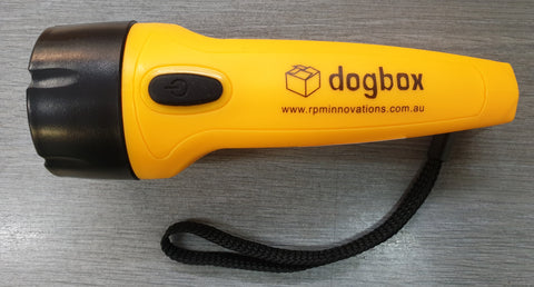 Dog Box Mariner Floating Waterproof 2W Torch (MFWT2W)