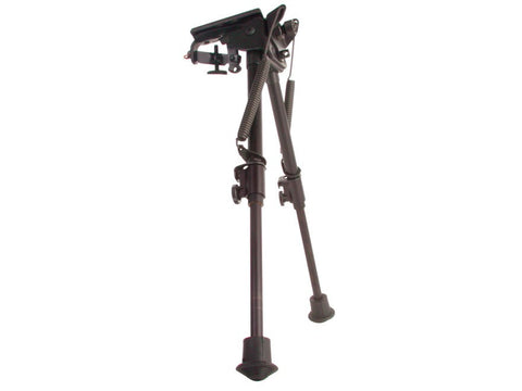 "Harris S-L Swivel Bipod with Stud Mount 9"" to 13"""