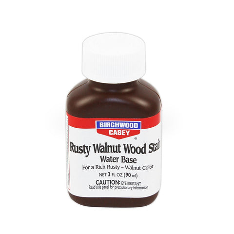 Birchwood Casey RWS Rusty Walnut Wood Stain 3 oz (24323)