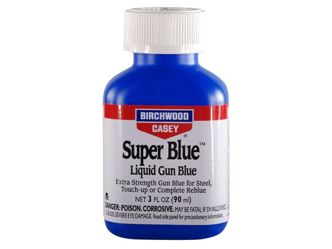 Birchwood Casey Super Blue Cold Blue Liquid (3oz)
