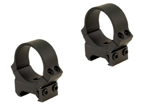 Leupold PRW2 (Permanent Weaver-Style) Rings 30mm Low Matte (174083)