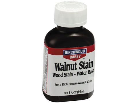 Birchwood Casey Water Based Walnut Wood Stain (3oz)