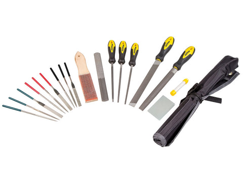 Wheeler Engineering Professional Gunsmithing File Set (710908)