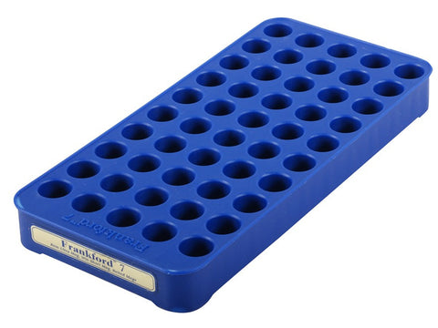 Frankford Arsenal Perfect Fit Loading Block / Reloading Tray #7 (7mm Rem Mag, 405 Win, 458 Win Mag)