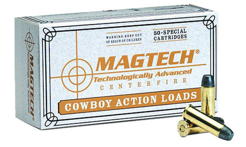 Magtech 38 Special 158 Grain Lead Flat Nose (50pk)