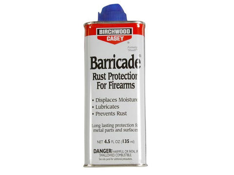 Birchwood Casey Liquid Barricade Rust Protection (4.5oz)