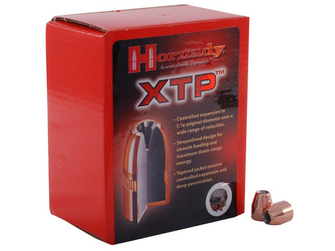 Hornady XTP Mag Bullets 45 Caliber (452 Diameter) 240 Grain Jacketed Hollow Point Magnum (100pk)