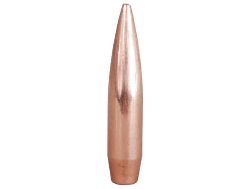 Nosler Custom Competition Bullets 243 Caliber, 6mm (243 Diameter) 107 Grain Hollow Point Boat Tail (100Pk)