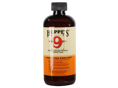 Hoppe's #9 Bore Cleaning Solvent Liquid Large 16oz