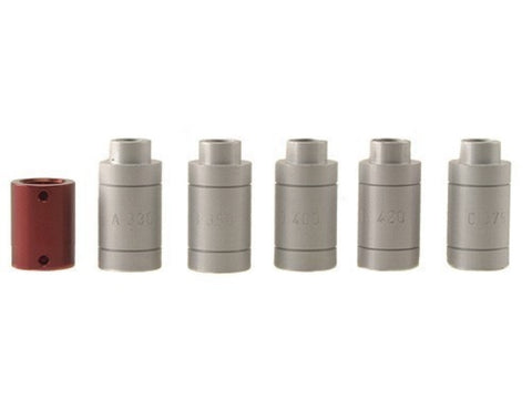 Hornady Lock-N-Load Headspace Gauge 5 Bushing Set with Comparator
