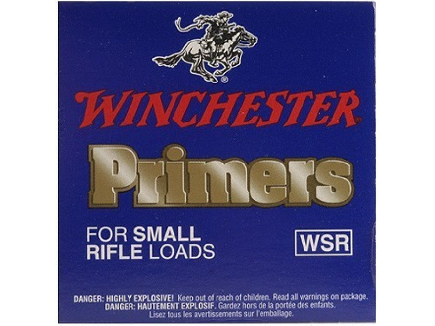 Winchester Small Rifle Primers #6-1/2 (100pk)
