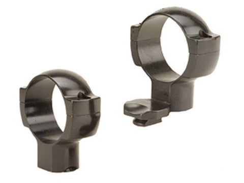 Weaver Grand Slam Standard Rings, Extended Front and Standard Rear, 30mm High Gloss (49228)