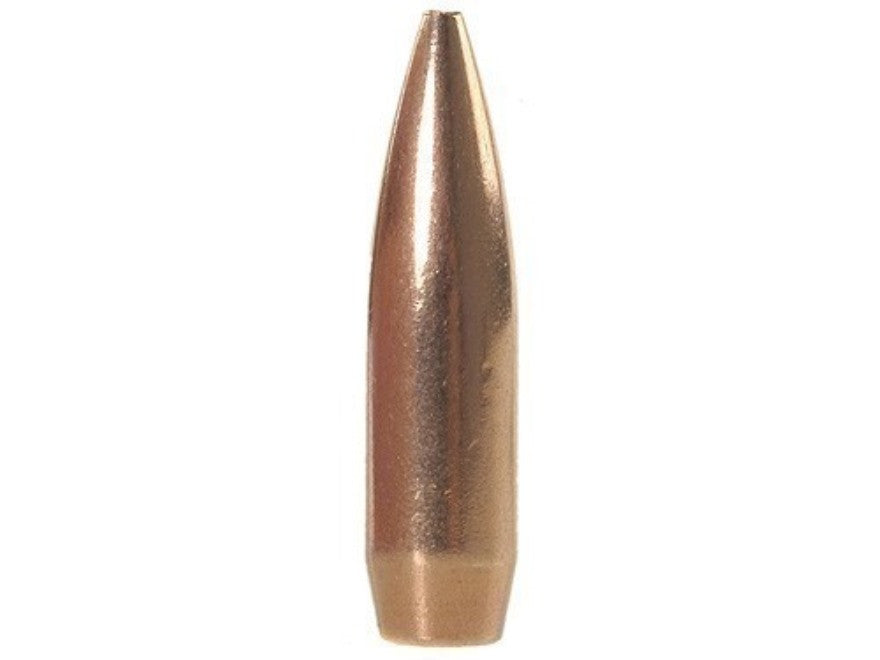Nosler Custom Competition Bullets 22 Caliber (224 Diameter) 69 Grain Hollow Point Boat Tail (100Pk)