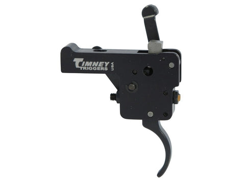 Timney Trigger to suit Weatherby Vanguard (Old & New Models - Series 1 & 2), Mossberg 1500, Smith & Wesson 1500, and Howa 1500 & CMC with Safety 1-1/2 to 4 lb Blue