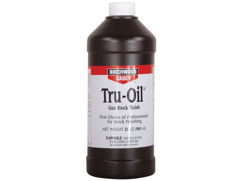 Birchwood Casey Tru-Oil Gun Stock Finish (32oz)