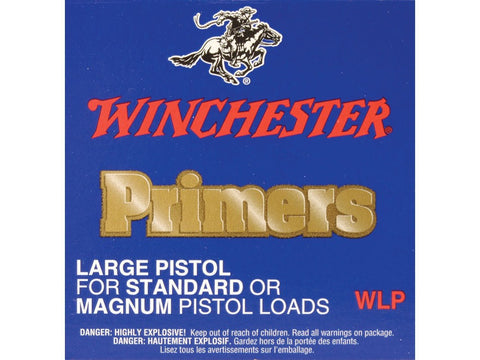 Winchester Large Pistol Primers #7 (100pk)