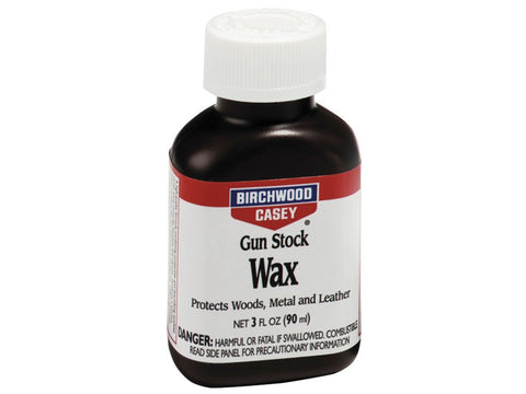 Birchwood Casey Gun Stock Wax (3oz)