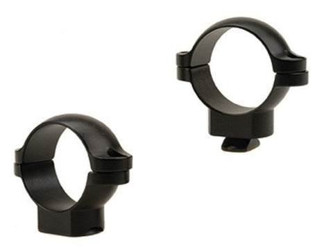 "Leupold Standard Rings 1"" Medium Matte"