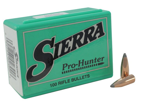 Sierra Pro-Hunter Bullets 303 Caliber, 7.7mm Japanese (311 Diameter) 150 Grain Spitzer (100pk)