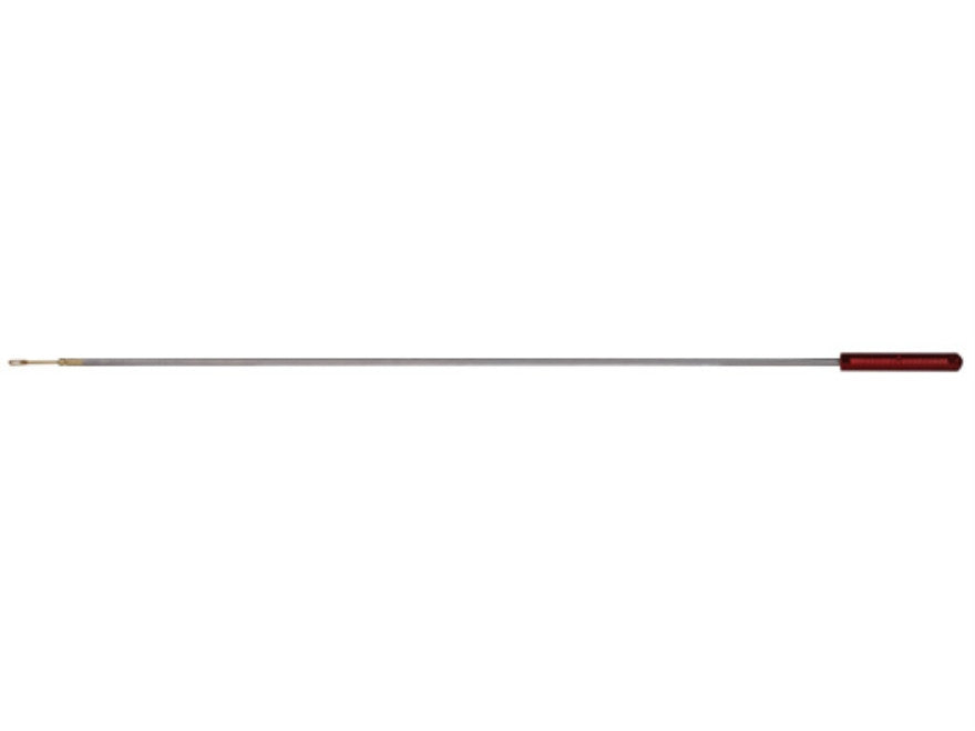 Pro-Shot Premium One Piece Micro-Polished Stainless Steel Cleaning Rod 27 Cal & Up 42""
