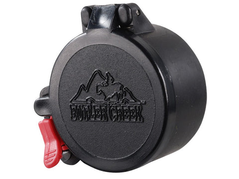 Butler Creek Flip-Up Rifle Scope Cover Rear Eyepiece #14 40.8mm