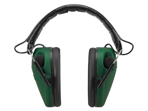 Caldwell E-Max Low Profile Electronic Earmuffs Green