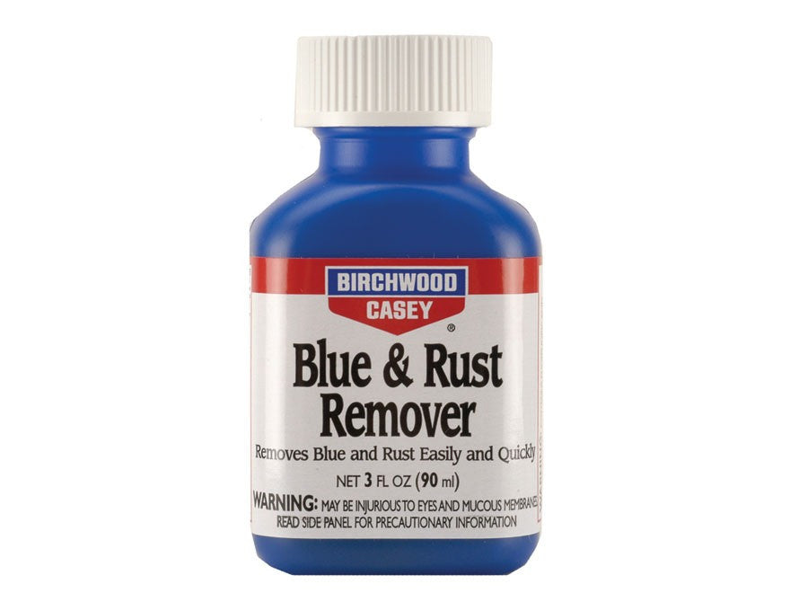 Birchwood Casey Blue and Rust Remover (3oz)