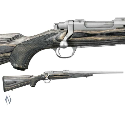 New Ruger M77 Hawkeye Stainless Compact  243 Win  (24869)